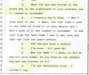 Deposition of Thomas Brennan weapon loaded 001