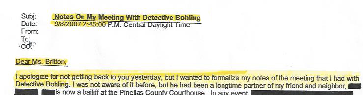 Luke Lirot, Email, Bohling Notes, 001