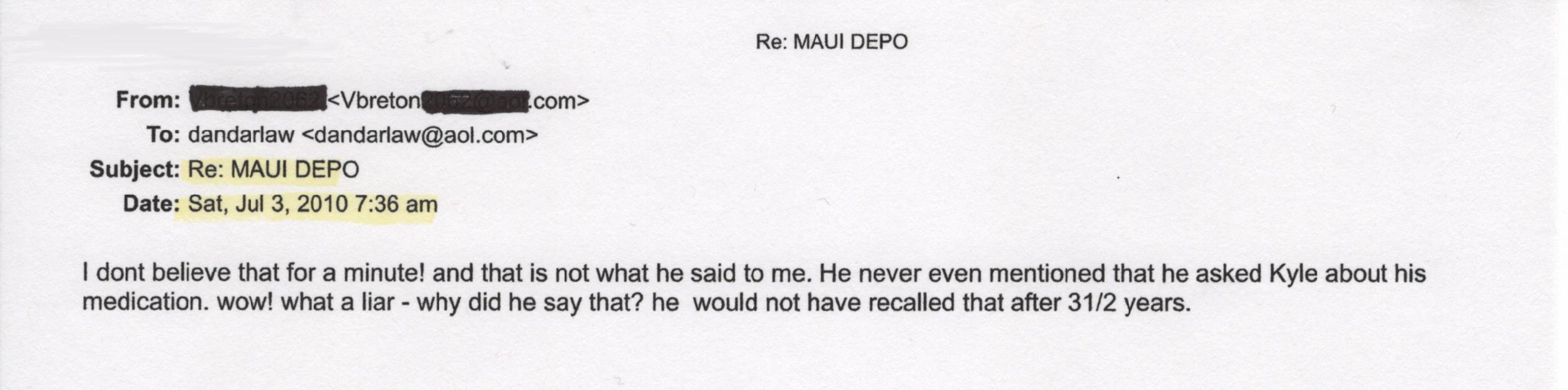 Maui Police Department, Silva, Corruption, Scientology 001