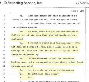 FDLE Agent Mendez Deposition page 26 001