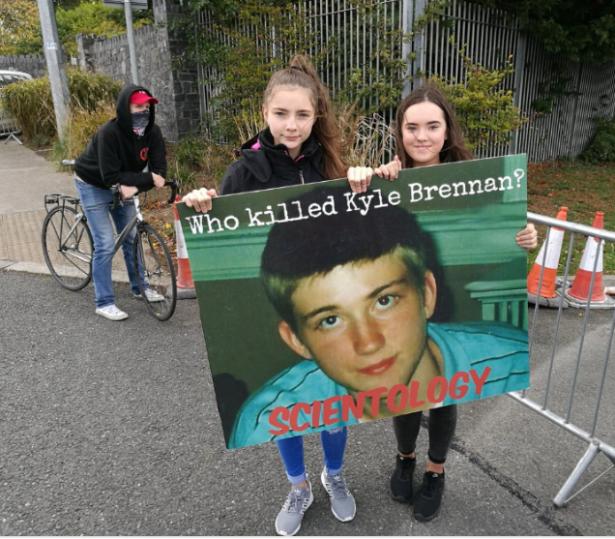 Kyle in Ireland