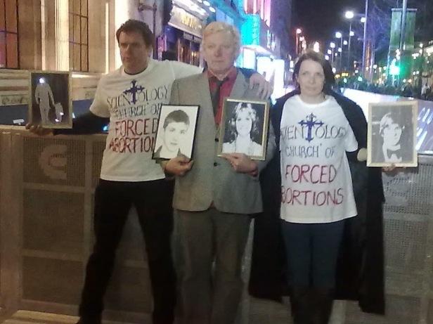 Dublin Protest 2