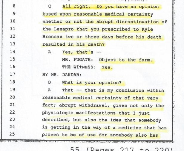 Dr. Stephen McNamara, 002