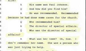 Tom Brennan, Depraved, Liar, Scientology 001
