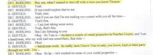 Gerald Gentile's relationship with Tom Brennan, Stephen Bohling, 001