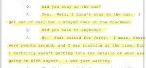 Denise Miscavige Gentile, Pajama Party,Death of Kyle Brennan, 002