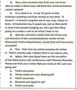 Detective Stephen Bohling, Scientology, Death of Kyle Brennan, 001