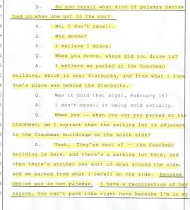 Gerald Gentile, Scientology, Pajama Party, Death of Kyle Brennan 001