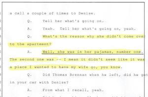 Gerald Gentile, Scientology, Pajama Party, Death of Kyle Brennan 003