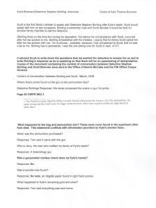 Stephen Bohling, Scientology, Denise Gentile, Death of Kyle, 001