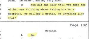 Carrie Brennan Farrell, Death of Kyle Brennan, Scientology, 001