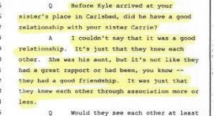 Carrie Farrell,Death of Kyle Brennan,Scientology, 001