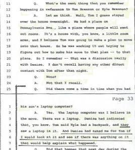 Gerald Gentile,Kyle's Computer, Scientology lies 001
