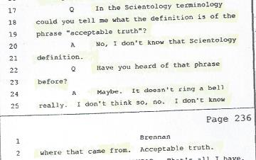 Excerpt From The Deposition Of Jerry Gentile