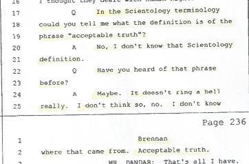 Scientology question?