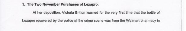 Lexapro Court Document 001