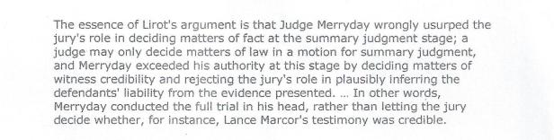 Luke Lirot-response to Steven D. Merryday ruling-Estate of Kyle 001
