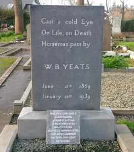 Grave of Yeats