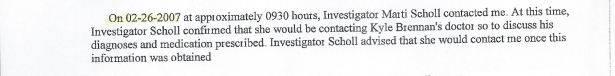 CWP, Report, Martha Scholl, Contact Lies, 001