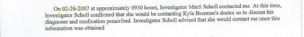 CWP, Report, Martha Scholl, Contact Lies, 001