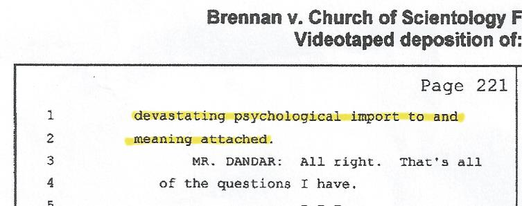 Dr. Stephen McNamara, Side Effects, 001