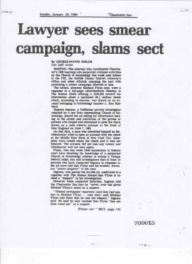 Judge Ben Krentzman Article, Clearwater Sun 001