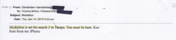 Mediation, Ken Dandar email 001