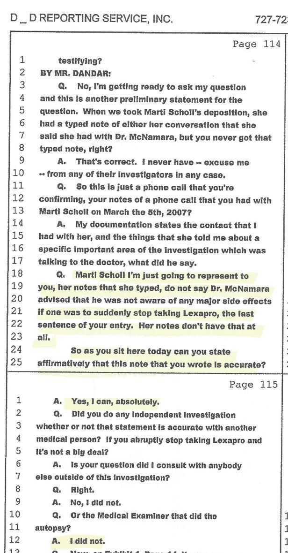 Lee Fugate Awareness of Perjury 001