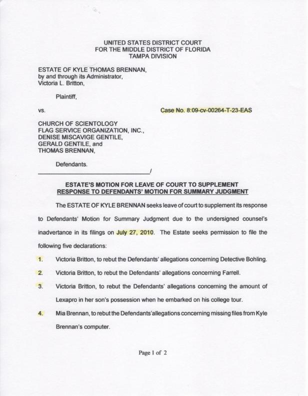 Court Document-What Merryday Ignored 001