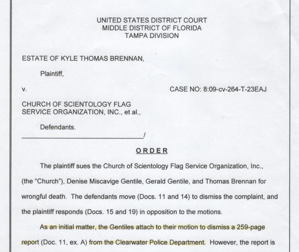 Lee Fugate, Gentile, Police Report attachment 001