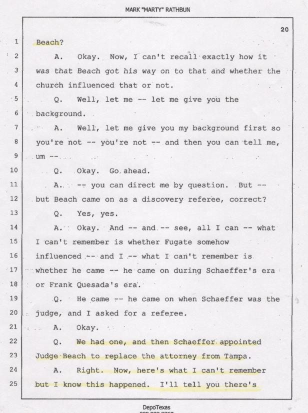 Rathbun Deposition Page 20 001