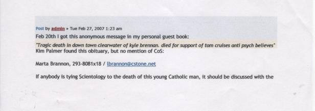 Operation Clambake Message, Feb. 27, 2007 001